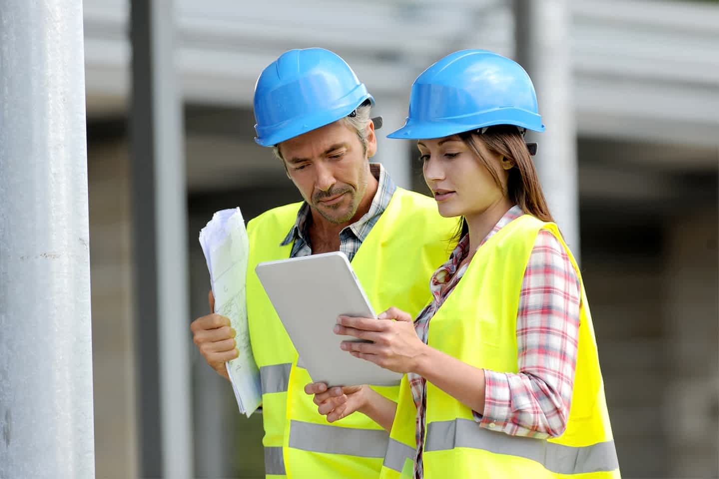 Mobile data capture for the construction industry