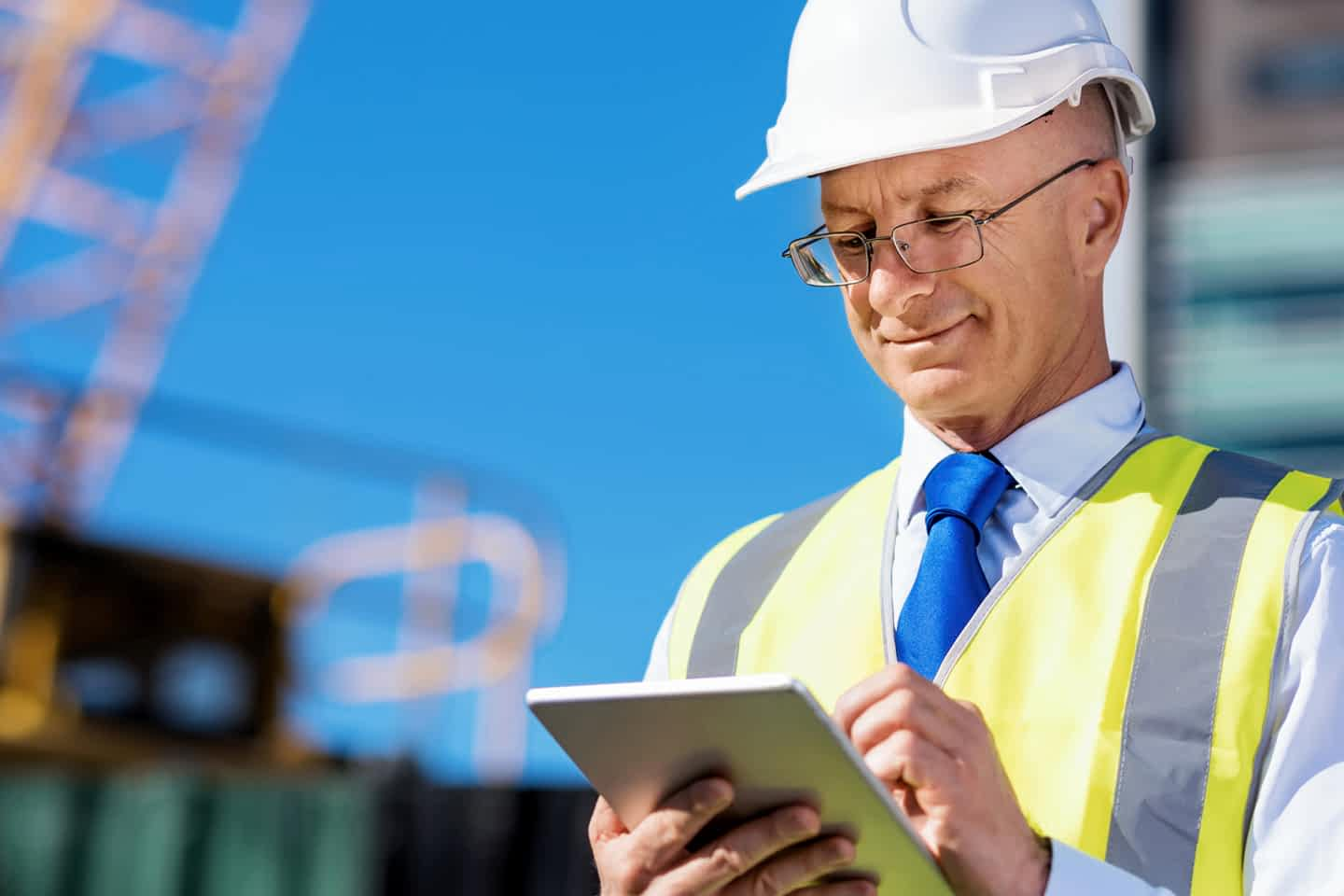 Construction mobile forms