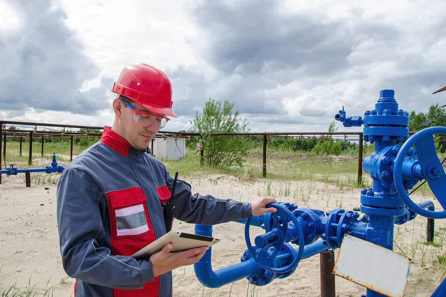 mobile data collection for the oil & gas industry